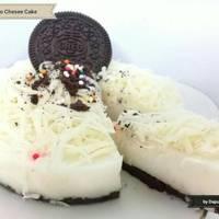 Cheesecake oreo no bake