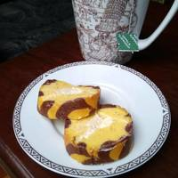 Bolu Gulung Keju ala Meranti #keto_cp_cheese