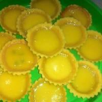 Egg tart (kue pie)
