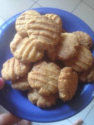 Foto masakan dari Cheese cookies simple pisan