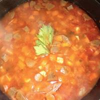 Sup merah mantaP bener