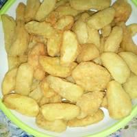 Potato Wedges Tepung Bumbu