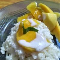 Pulut Mango Thai