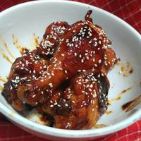Ayam Saus BBQ LC