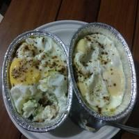 Baked Eggs ~enak, cepat, lumer ngejuuu 😘 #ketopad