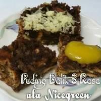 Kue batik marie susu