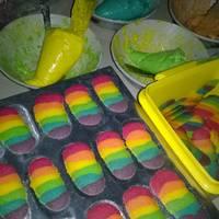 Lidah Kucing Rainbow
