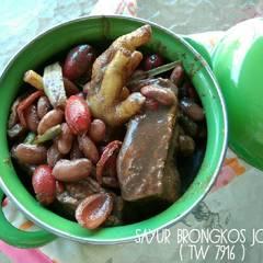 Foto Recook dari Sayur Brongkos Jogja