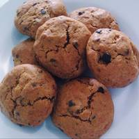 resep cookie monster chewy chocochips cookies   trial new