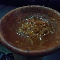 Sambal bawang tomat