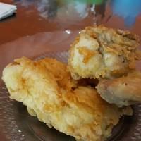 Ayam goreng tepung / ayam KFC mudah
