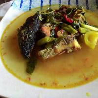 Ikan Patin Kuah Pedas Asam Manis