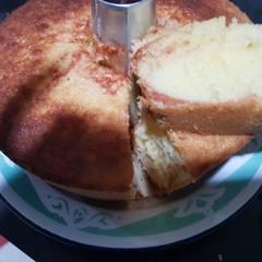 Foto Recook dari Basic Vanila Sponge Cake No SP ala khey (irit simple)