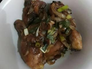 Foto masakan dari Ayam Saos Inggris