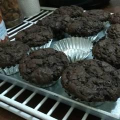Foto Recook dari Muffin Chocochips