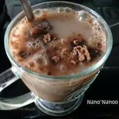 Foto Recook dari Minuman Oat Susu Cokelat