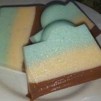 Puding Busa Pop Ice (Putih Telur)