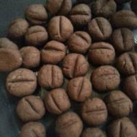 Coffee Bean Cookies #kamismanis
