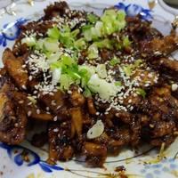 Easy sesame chicken 🐓 (#PR_AsianFood)