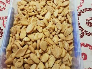 Foto masakan dari Biji Ketapang Gurih Renyah Banget