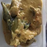 Rendang Ayam Tahu (Rendang Simple)