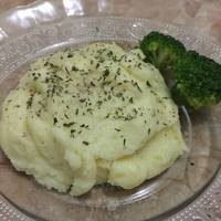 Mashed potato cheese