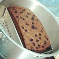 Brownies Kukus Super Lembut Nyoklat / brownis amanda kw