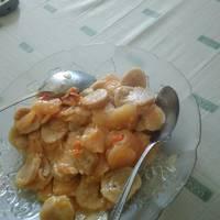 Seblak bakso simple (no kencur)