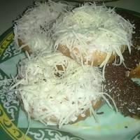 Eggless Fluffy Donut (Donat tanpa telur)