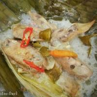 Garang Asem Sayap Ayam #pr_masakanbungkusdaun