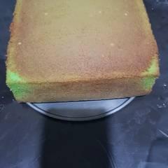 Foto Recook dari Bolu pandan jadul super soft