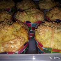 Cheese Custard Muffin the Best cheese muffin EVER