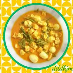 Foto Recook dari Gulai buncis telur puyuh