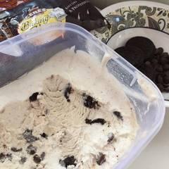 Foto Recook dari Ice Cream Durian With Oreo
