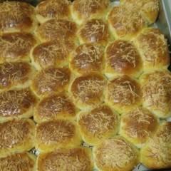 Foto Recook dari Roti Sobek Beruang (Eggless) Lembut