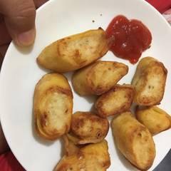 Foto Recook dari Chicken Egg Roll ala Hokben