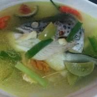 Sup Kepala Ikan Salmon
