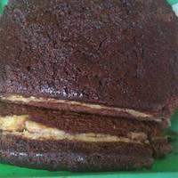 Brownies kukus hemat sederhana