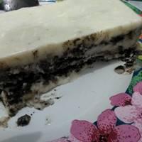 Cheesecake Oreo Tanpa Oven