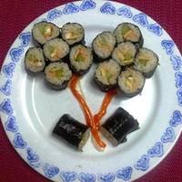 "Nasi Gulung Nori ( ""sushi"" rumahan )"