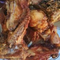 Ayam Ungkep Bumbu Kuning (stok tinggal goreng)