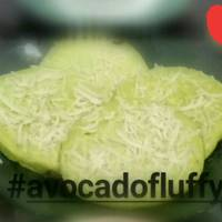 Avocado Fluffy Pancakes