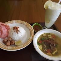 Soto Padang Spesial