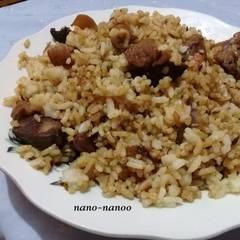 Foto Recook dari Nasi Goreng Kambing...ala kebon sirih