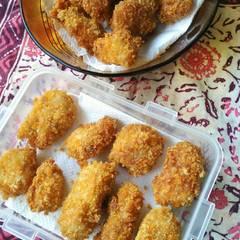 Foto Recook dari Bola ikan dori goreng