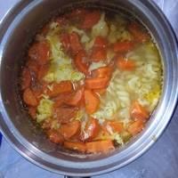 Sup Makaroni Wortel