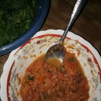 Sambal Lalapan / Sambal Ayam / sambal terasi