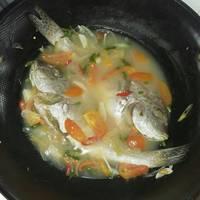 Steam ikan kerapu