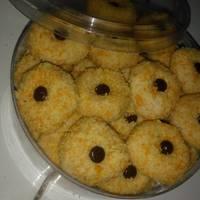 Monde cookies (kue janda genit)