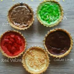 Foto Recook dari Pastry butter Pie crust keto #ketopad_cp_anekapie